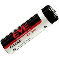 Bateria ER14505 EVE 3,6V 2600mAh