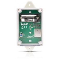 Zewnętrzna bezprzewodowa czujka zmierzchu i temperatury Satel ADD-200