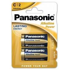 BATERIA PANASONIC BRONZE LR14/APB/2BP ALKALINE