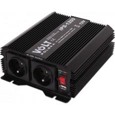PRZETWORNICA IPS-1200 12V 230V 800/1200W