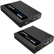 "Konwerter HDMI na LAN ""KASKADA"" 4K Spacetronik IP SPH-676C - zestaw"
