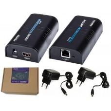 Konwerter sygnału HDMI na IP SPH-HIPv4 Multicast zestaw
