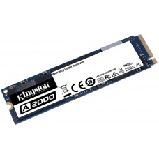 Dysk SSD KINGSTON A2000 250GB M.2 2280 PCI-e NVMe 2000/1100MB/s