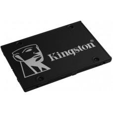 "Dysk SSD KINGSTON KC600 256GB SATA3 2.5"" 550/500 MB/s"
