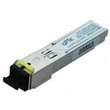 MODUŁ SFP WDM 1.25Gbps, SC SM, 16dB (20km)  TX1550/RX1310