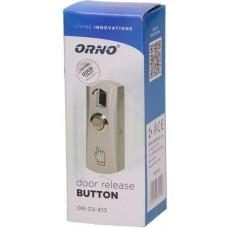 Przycisk wyjścia ORNO z podświetleniem LED, natynkowy OR-ZS-814