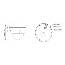KAMERA IP DAHUA EZ-IP IPC-D2B20-ZS-2812
