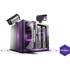 OUTLET: DYSK WD PURPLE 1TB WD10PURZ (OUTLET)
