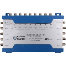 MULTISWITCH TECHNISAT CE 9/8