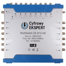 MULTISWITCH TECHNISAT CE 9/12