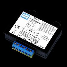 ACO CDN-PK Uniwersalny modu przekaźnika, podłączenie zwory.