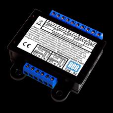 ACO CDN-WZ Moduł służy do wykrywania zwarcia linii lub uszkodzenia unifonu w lokalu.