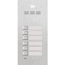 ACO FAM-P-6NPACC panel podtynkowy 6-lokali czyt. brel.