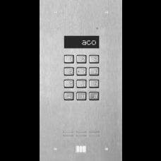 ACO INSPIRO 1S+ Centrala Slave 1020 lokali LCD, stal nierdzewna