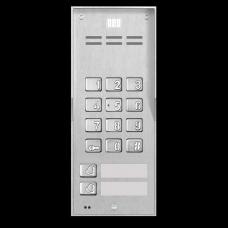 ACO FAM-P-2NPZSACC NT panel natynkowy 2-rodzinny czyt. brel. zamek szyfr.