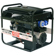 Agregat prądotwórczy FOGO FV 11001 RTEA AVR Rozrusznik