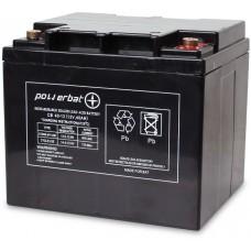 Akumulator PowerBat AGM 12V 40Ah