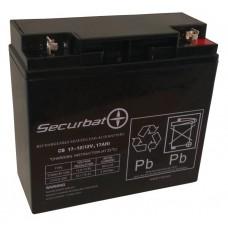 Akumulator SECURBAT 12V 17Ah