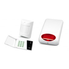 Alarm Satel CA-6 LED, 4xAMBER, syg. zew. SPL-5010