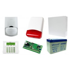 ALARM SATEL VERSA 10 LCD, 6xDSC, TI 700