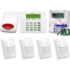 ALARM SATEL VERSA 5 LCD, 4xGRAPHITE, SPL-5010, GPRS-T2