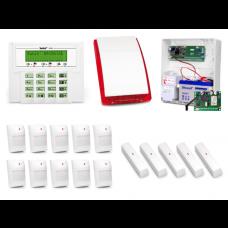 ALARM SATEL VERSA 15 LCD, 10xAQUA PET/5xVD-1, SP-4003, GPRS-T4