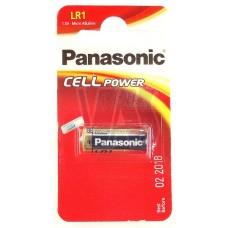 Bateria PANASONIC LR1 (blister 1szt.)