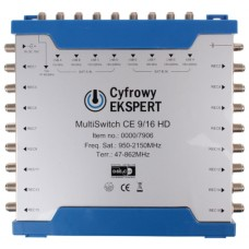 MULTISWITCH TECHNISAT CE 9/16