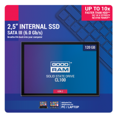 DYSK SSD GOODRAM CL100 G2 120GB SATA3