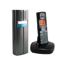 Domofon EURA CL-3622B bezprzewodowy, teledomofon, czarny