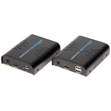 EXTENDER HDMI+USB-EX-100 SIGNAL