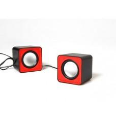 Głośniki Media-Tech FADO MT3140R - czerwone
