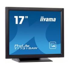 "Monitor LED IIYAMA T1731SAW-B1 17"" dotykowy"