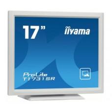 """Monitor LED IIYAMA T1731SR-W1 17"""" dotykowy"""