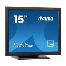 "Monitor LED IIYAMA T1531SR-B3 15"" dotykowy"