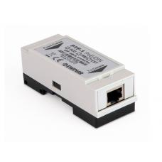 Ogranicznik przepięć LAN na szynę DIN serii EXTREME EWIMAR PTF-51-EXT/PoE/DIN