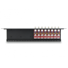 Zabezpieczenie przeciwprzepięciowe na koncentryk i skrętkę z serii PRO EWIMAR LHD-8R-PRO