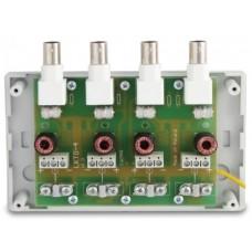 Zabezpieczenie przepięciowe na koncentryk i skrętkę EWIMAR LKTO-4