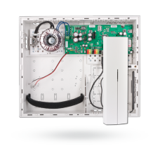 JA-106KR LAN Centrala alarmowa z wbudowanym komunikatorem GSM/GPRS/LAN 2G , moduł radiowy JA-110R