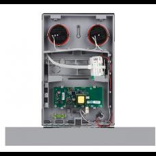 JA-163A BASE Płyta główna bezprzewodowego sygnalizatora zewnętrznego, akumulator.