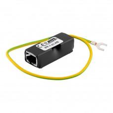 Ogranicznik przepięć Gigabit LAN + PoE ATTE IPP-1-21-HS
