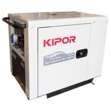 Agregat prądotwórczy inwerterowy Kipor ID6000 5.5kVA