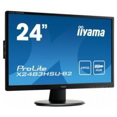 "Monitor LED IIYAMA X2483HSU-B2 24"" HDMI AMVA"