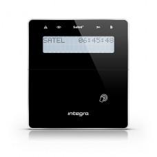 Manipulator bezprzewodowy SATEL INT-KWRL-BSB - dla systemów INTEGRA Czarny