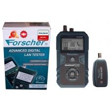 MIERNIK TESTER LAN FORSCHER FS8109 POE