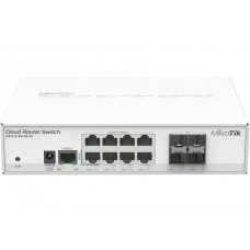 MIKROTIK ROUTERBOARD RTB-CRS112-8G-4S-IN