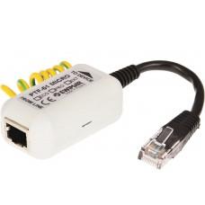 Miniaturowy ogranicznik przepięć do ochrony sieci LAN, EWIMAR PTF-51-ECO/PoE/Micro