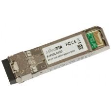 MODUŁ SFP+ MIKROTIK S+85DLC03D 10G MM 300m 850 nm
