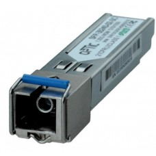 MODUŁ SFP WDM OPTIC SFP 1.25Gbps, SC SM, 10dB (3km)  TX1310/RX1550
