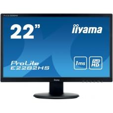 "Monitor LED IIYAMA E2282HS-B1 21,5"" HDMI DVI"
